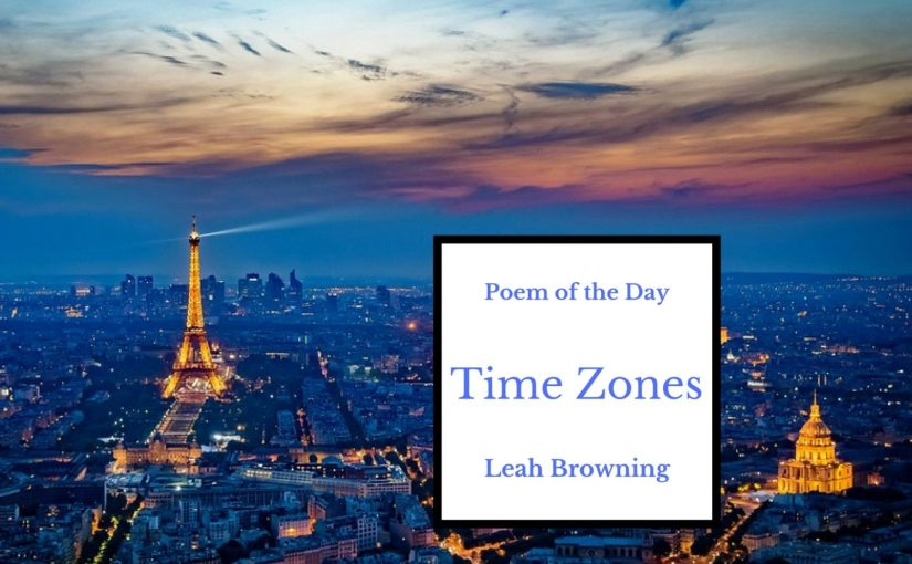 Time Zones by Leah Browning